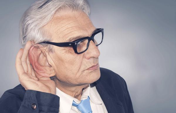 senior hearing test in san diego