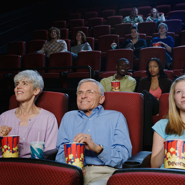 hearing aids and movies