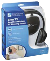 ClearTV Wireless TV Listening System
